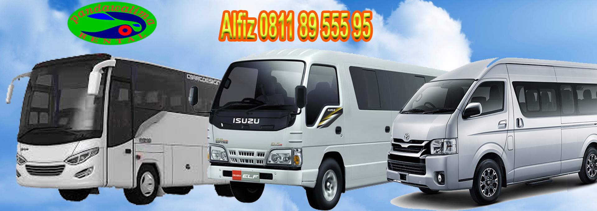 RENTAL MOBIL - Alfiz 0811 8955595